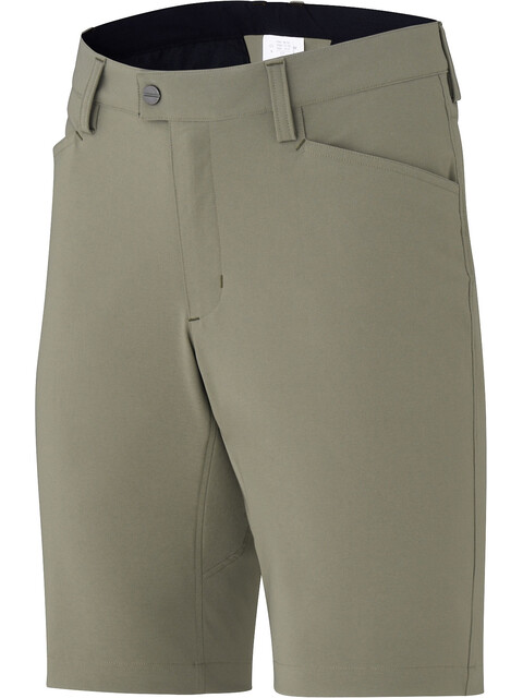 Shimano Transit Path Shorts Men Dusky Green